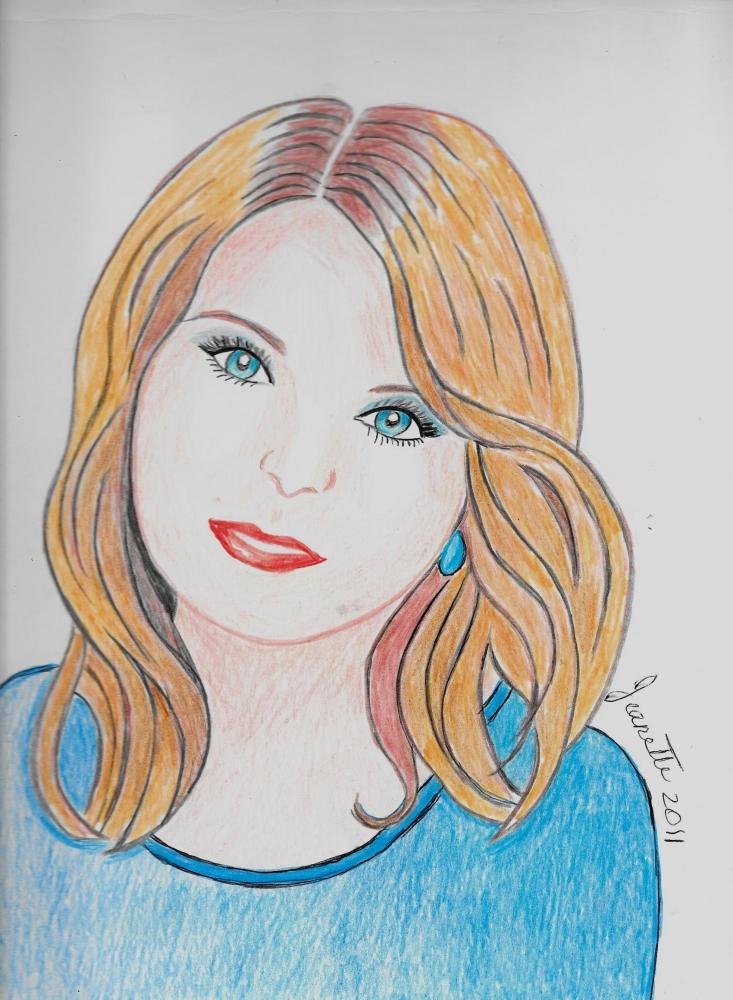 Jessica Simpson par Jeanette